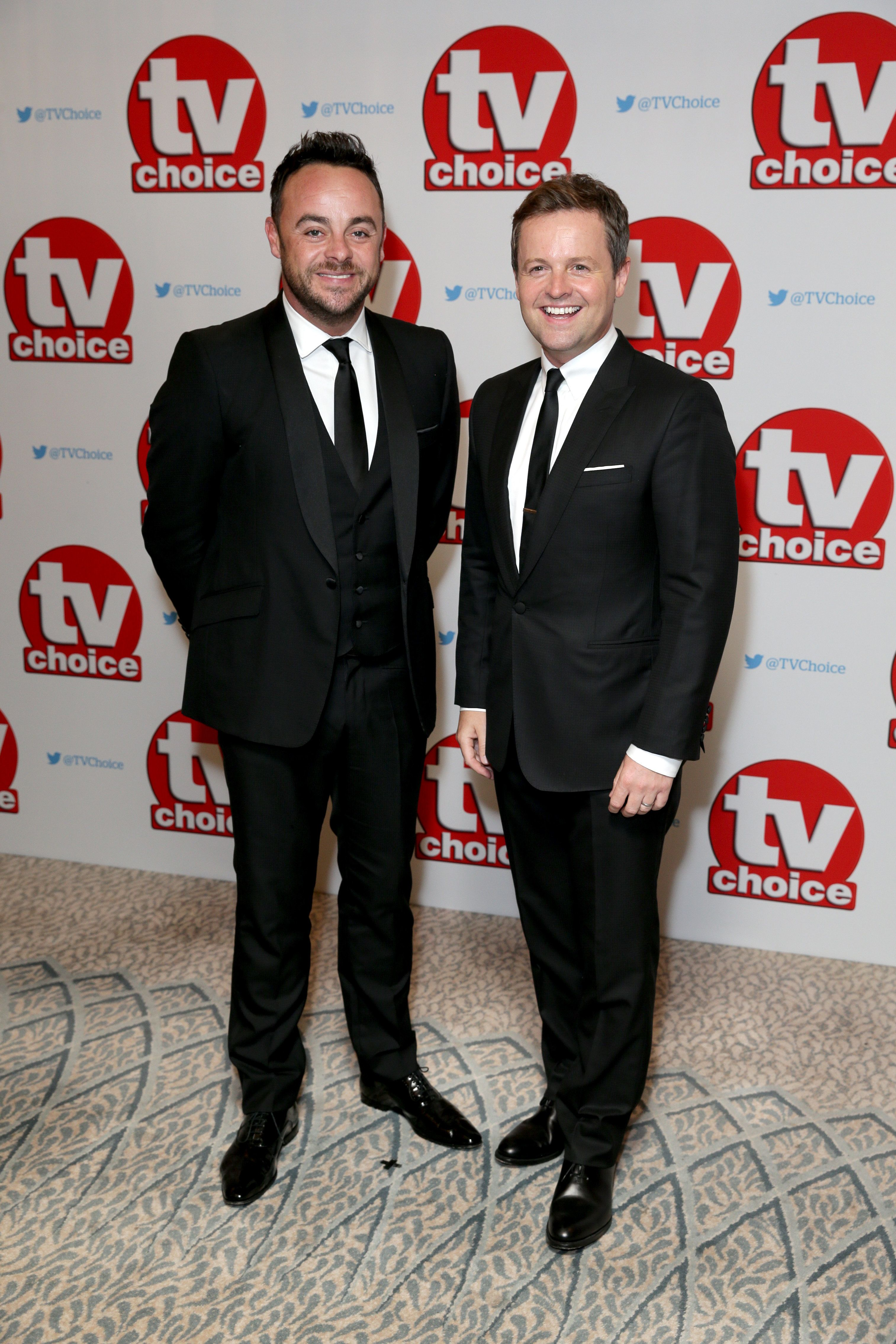 Ant And Dec Poised To Sign Big Money Deal To Stay With