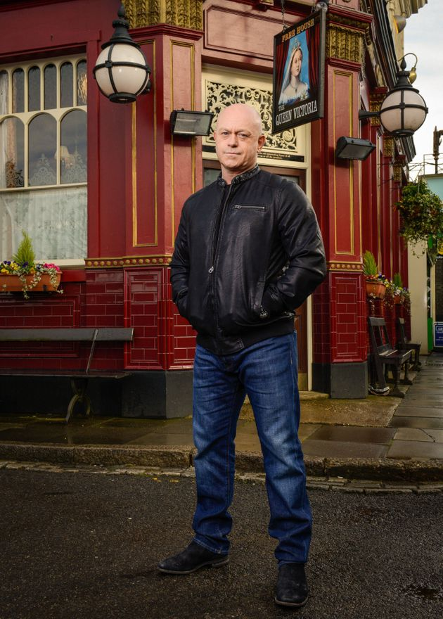 'EastEnders' Spoilers: Ross Kemp Reveals Why He Probably Won't Make Another Return As Grant