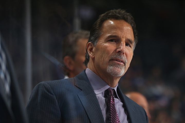 John Tortorella, whose son is an Army Ranger, has vowed to bench players who sit for the national anthem during the World Cup