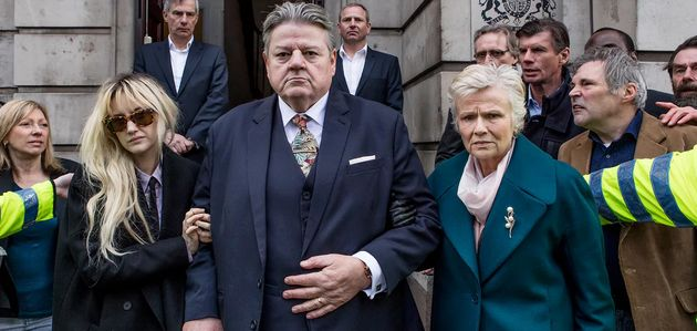 Robbie Coltrane plays a much-loved figure, whose life is turned on its head by an accusation of rape...