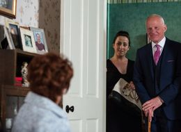 First Look! Colin Russell Is Back In 'EastEnders'