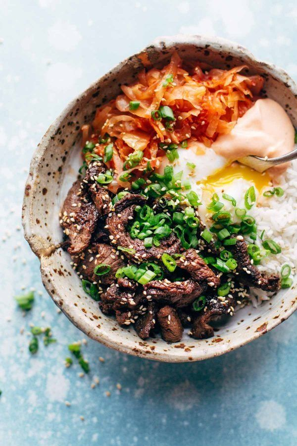 Rice bowls make cooking dinner stupid easy and delicious huffpost strongget the a hrefhttppinchofyum pinch of yum forumfinder Choice Image