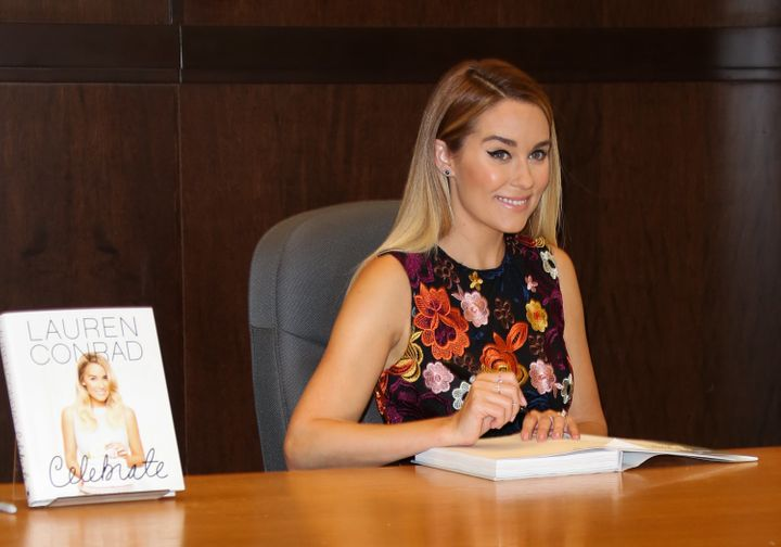Lauren Conrad, the proprietor of two websites, admits she doesn't understand how to use GIFs.