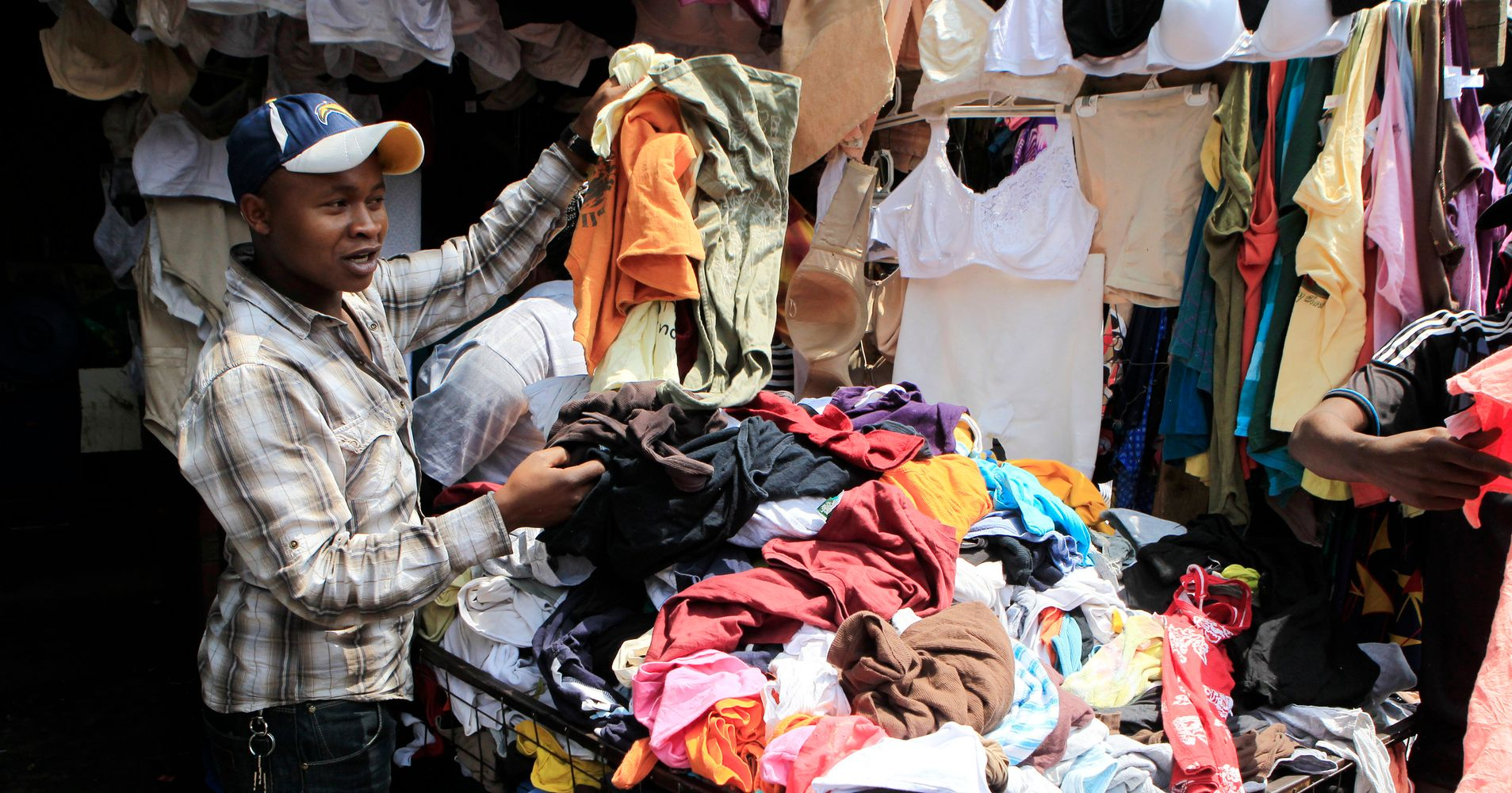 These African Countries Don T Want Your Used Clothing