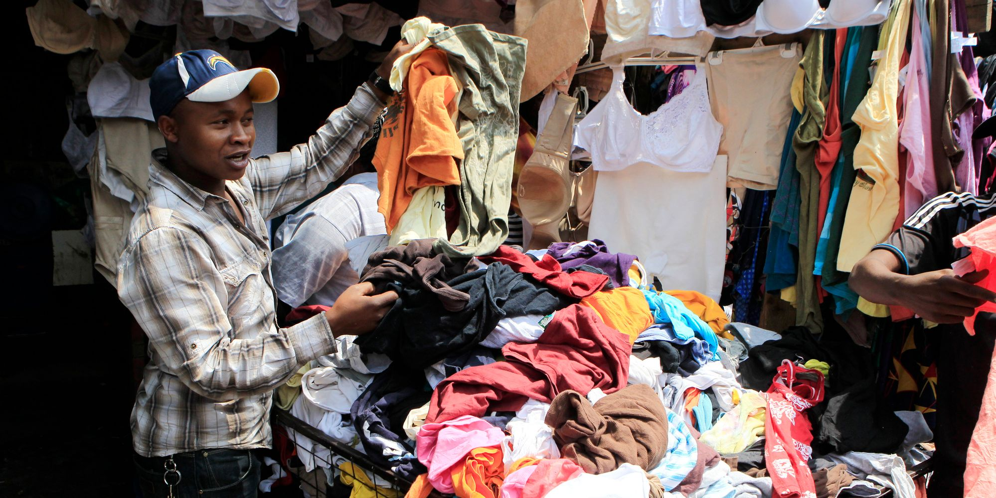 Sell Your Old Clothes Online India