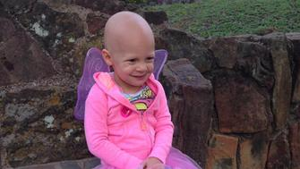 Our daughter Avery Jane was diagnosed with hepatoblastoma at her 2year well visit with the pediatrician Since January of 2015 she has had four surgeries  15 rounds of chemo Weve learned that the chemo available for her isnt working but she is still fighting We are hopeful for a cure Until then we make the most of each day and have fun  Cathy Braden