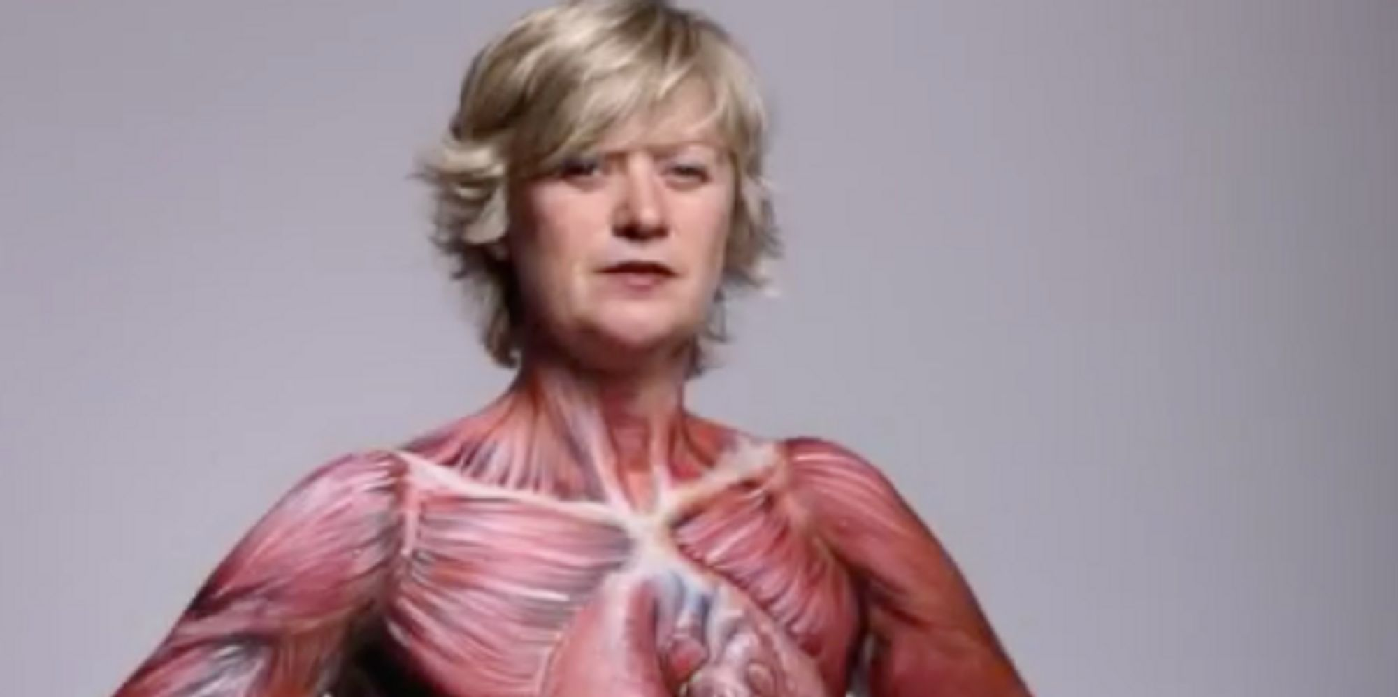 Quadruple Amputee Poses Nude To Encourage More Organ Donations  Huffpost Uk-8971