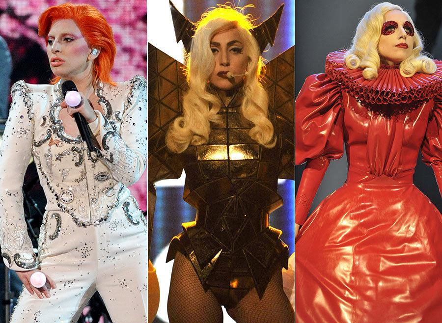 Lady Gaga's 15 Most Memorable TV Performances