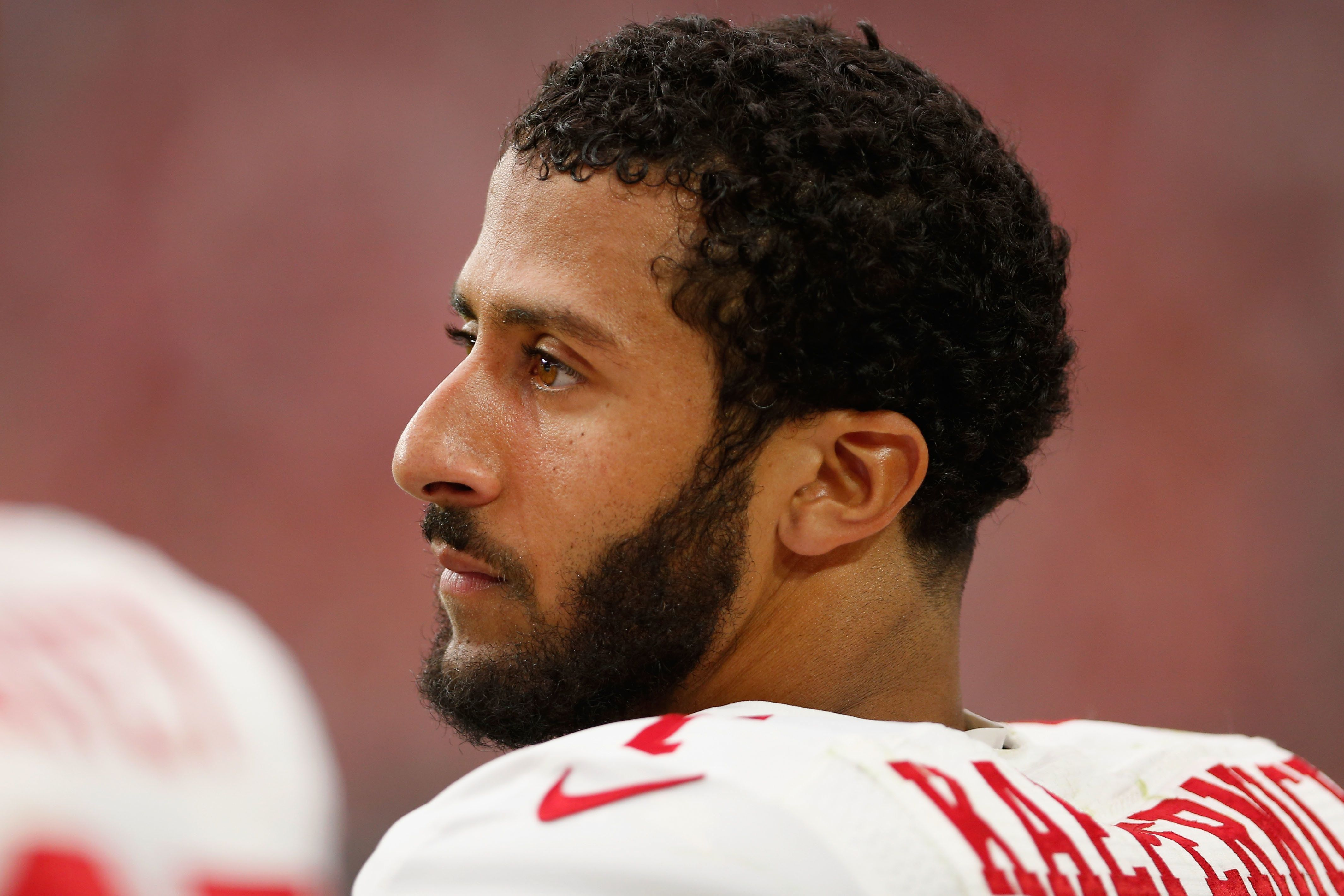 Colin Kaepernick of the San Francisco 49ershas become the most talked-about player in the NFL since his protest last mo