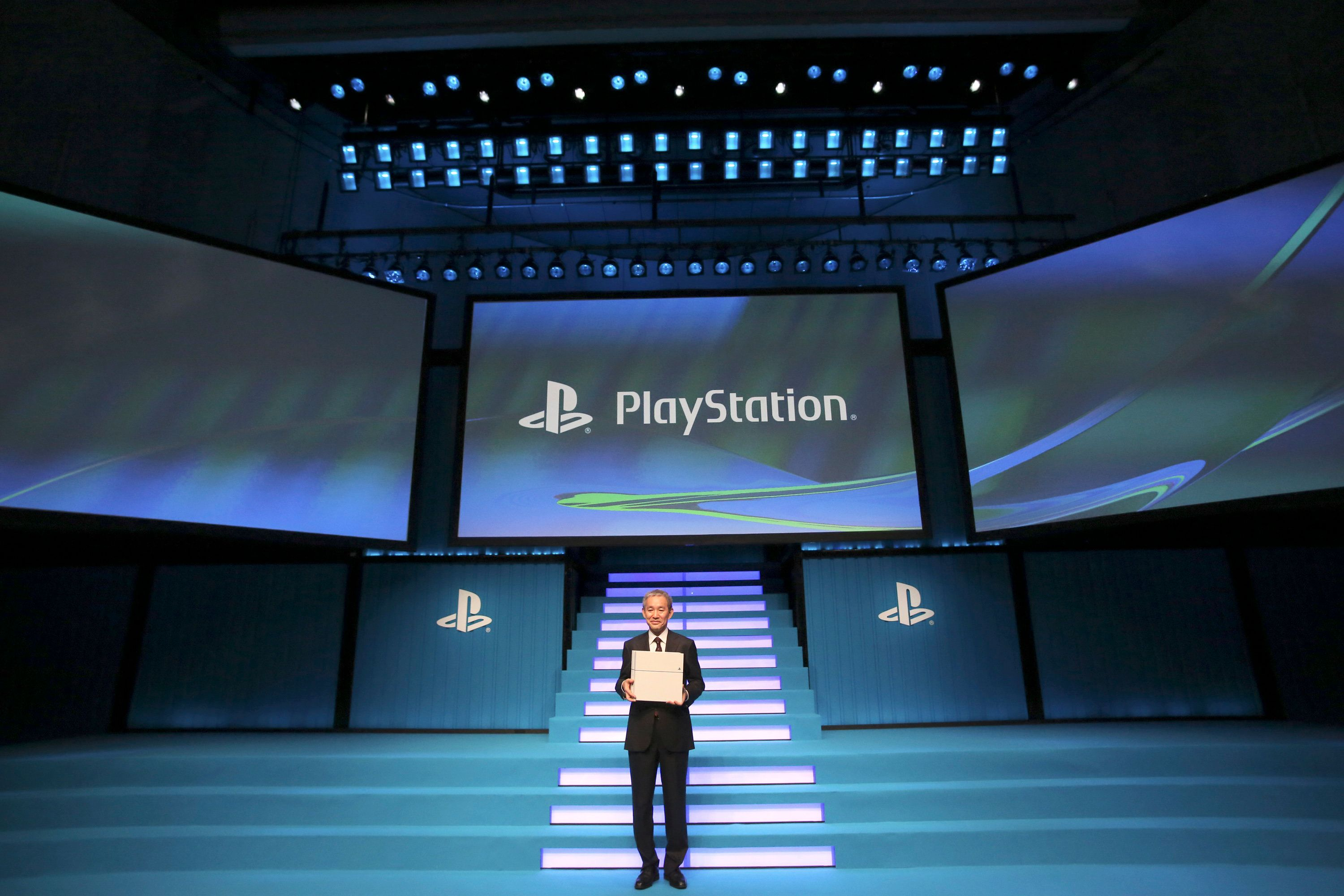 Watch Sony Unveil Its New PlayStation 4 'Neo'