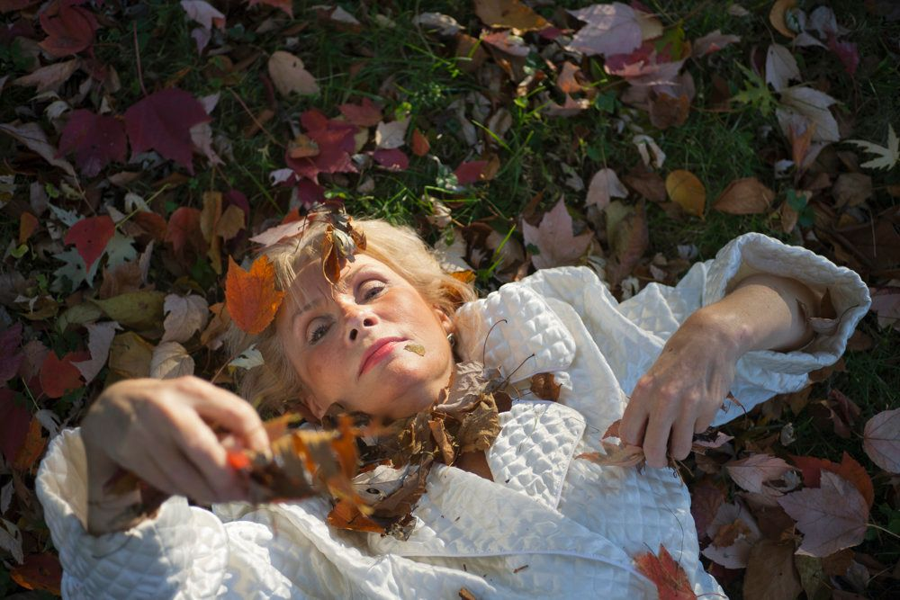 """""""In the leaves,"""" 2014"""