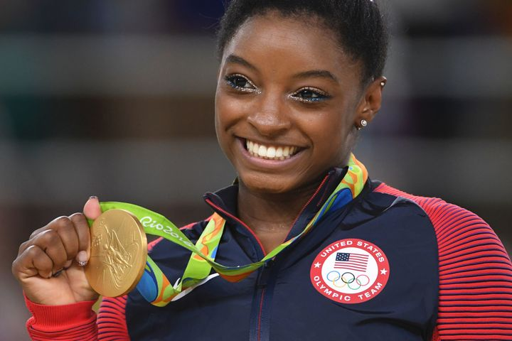 What's left for Simone Biles to accomplish besides writing a book?