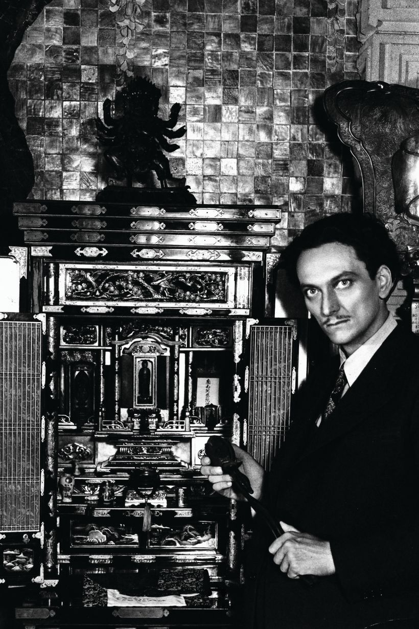 Manly Palmer Hall The Master Of The Mysteries Huffpost