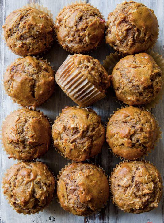 "<strong>Get the <a href=""http://sallysbakingaddiction.com/2016/01/07/whole-wheat-apple-cinnamon-muffins/"" target=""_blank"">Who"