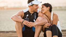 17 Athletic Engagement Photo Ideas For You And Your