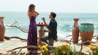 Carley Waddell and Evan Bass on Bachelor in Paradise