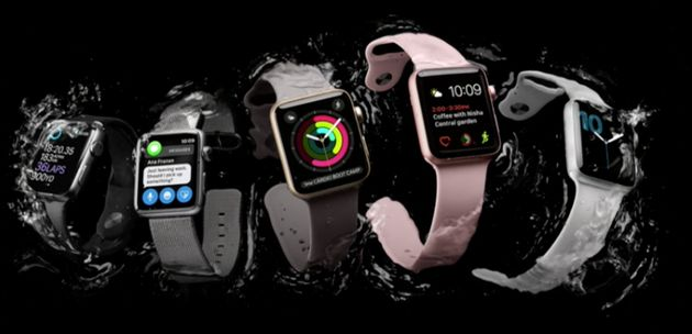 Apple Watch Series 2 UK Release Date And Price Confirmed