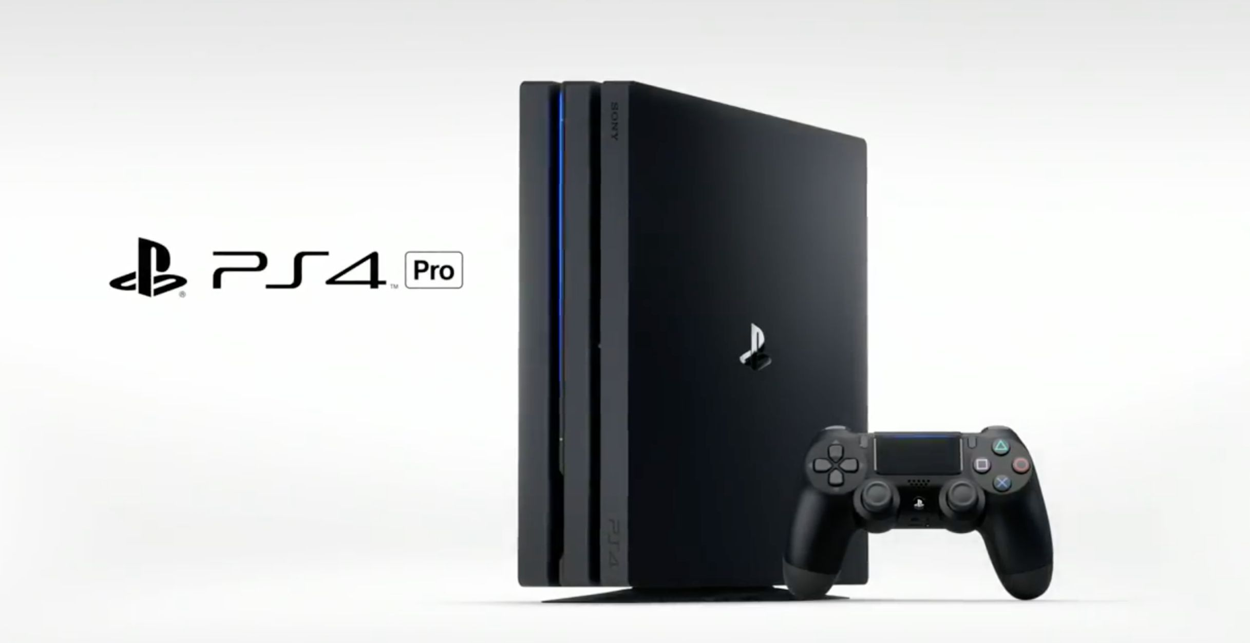 Sony PlayStation 4 Pro - A 4K Console Designed For Hardcore