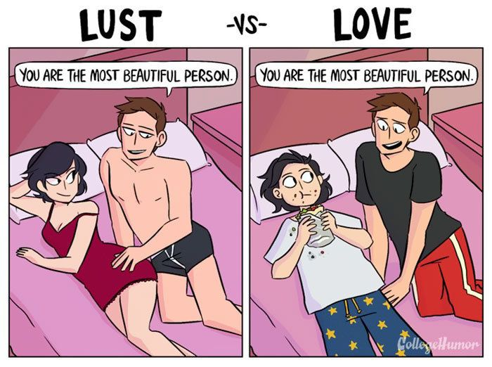 Difference between dating and long term relationship