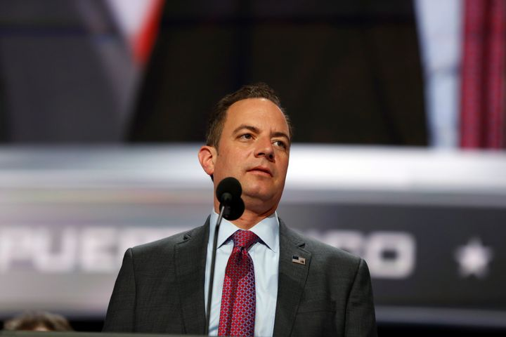 Republican National Committee chairman Reince Preibus wants Hillary Clinton to be a very different person.