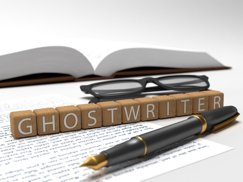 The Truth About Modern Ghostwriting Huffpost