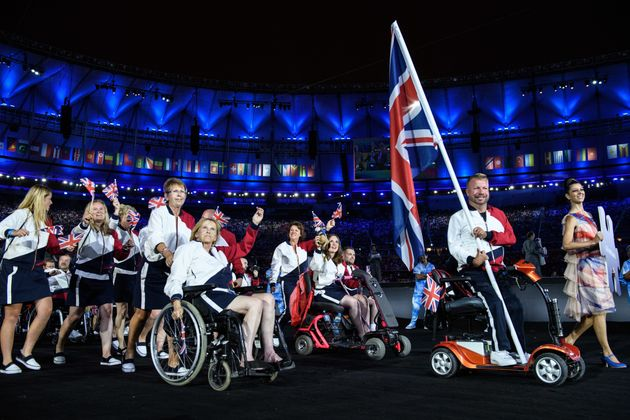 Paralympic Games Opening Ceremony Begins With Spectacular