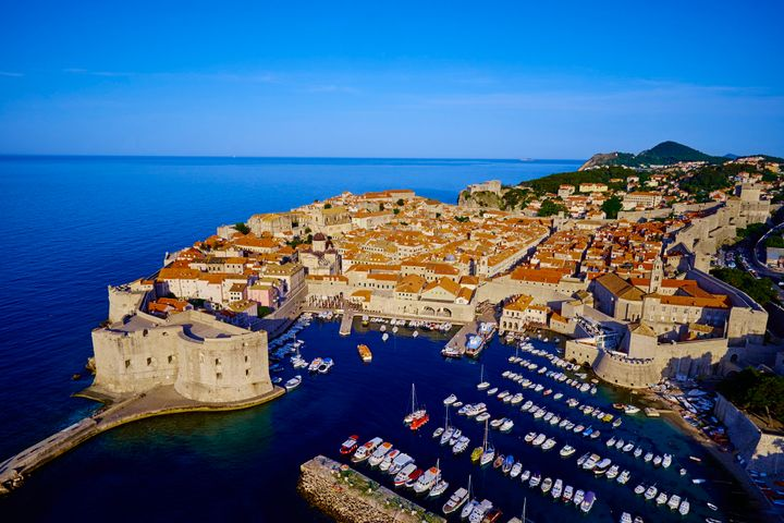 Croatia's historical capital, Dubrovnik is a Unesco World Heritage site as well as doubling for King's Landing in HBO's Game Of Thrones.
