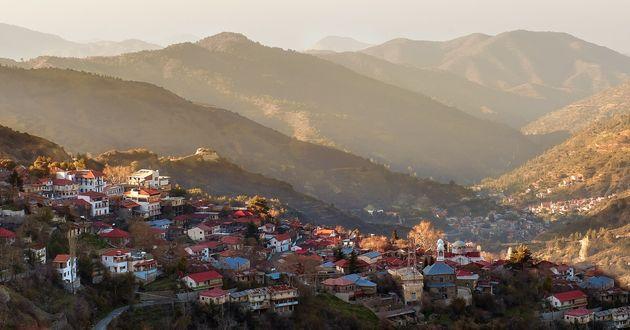 Rent a hire car to explore the quaint hillside villages of Cyprus's beautiful Trodos