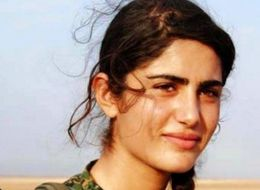 Fighter Nicknamed 'The Kurdish Angelina Jolie' Killed In Battle With ISIS