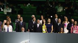 Rio Paralympics Crowd Boos Brazil's President At Opening