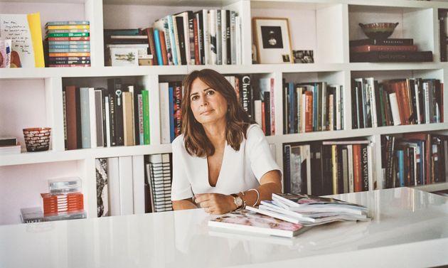 Alexandra Shulman, editor-in-chief of British