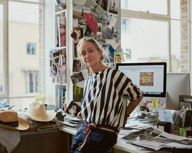 Lucinda Chambers, fashion director of British