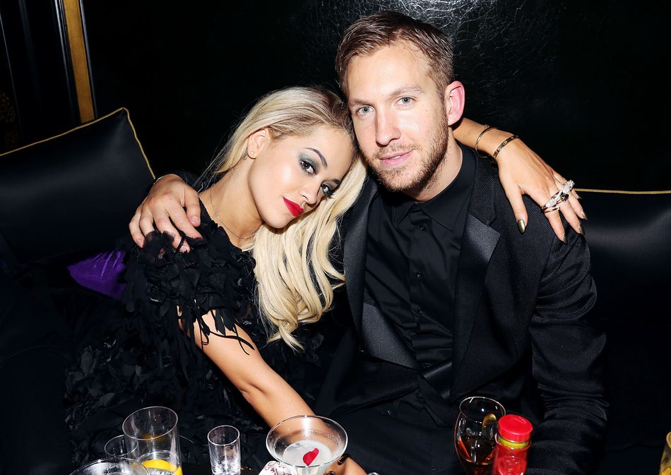 Taylor isn't the only one of Calvin's exes he's got beef with, though. Rita Ora revealed shortly after their split that the DJ had forbidden her from performing their collaboration 'I Will Never Let You Down' at an awards ceremony in the US.He later insisted he had a 'damn good reason' for putting the brakes on her scheduled performance.