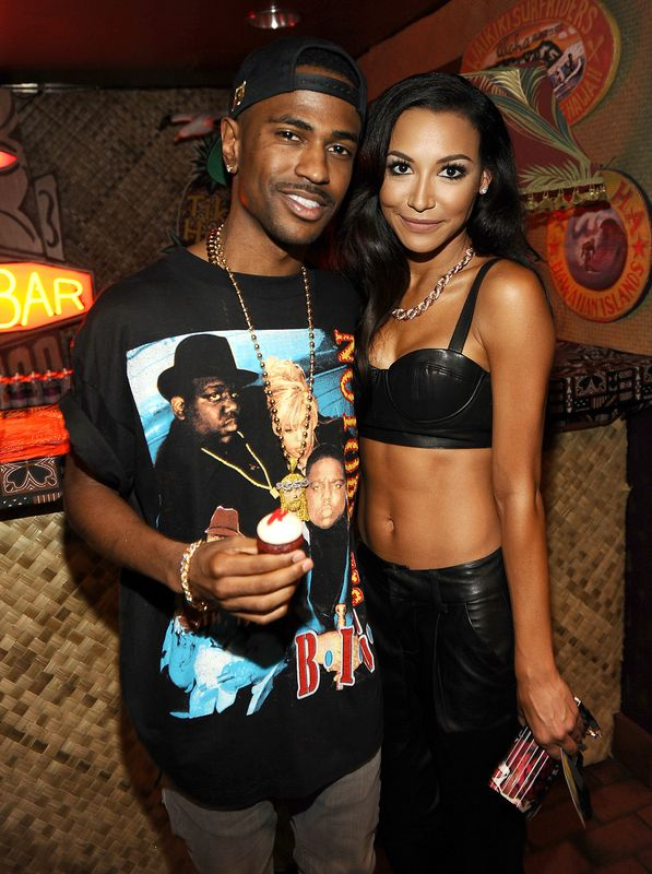 Things turned really sour between Naya Rivera and Big Sean once they'd ended their relationship, with the 'Glee' actress accusing her ex of stealing her Rolex, something he has vehemently denied since.