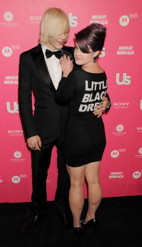 Kelly has never been one for holding back on social media (just ask Dannii Minogue, or her father's former mistress), and this was never more true than when she split with Luke Worrall.After discovering he'd slept with a model behind her back, Kelly blasted her then-fiancé on social media, calling him the 'biggest piece of shit ever' also accusing him of sleeping with 'hundreds of girls as well as men behind her back'.
