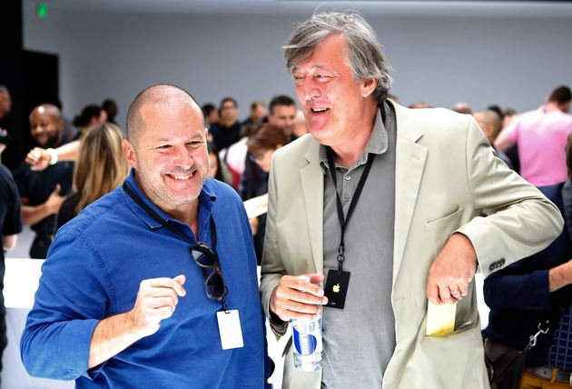 Apple Devotee Stephen Fry Calls On Tech Giant To Pay More