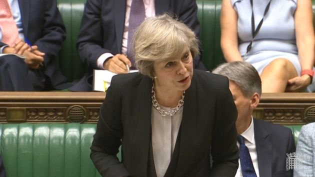 Theresa May has been mocked for saying 'Brexit means Brexit' without