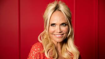 NBCUNIVERSAL EVENTS -- NBCUniversal Press Tour Portraits, AUGUST 02, 2016:   Actress Kristin Chenoweth of 'Hairspray Live!' poses for a portrait in the the NBCUniversal Press Tour portrait studio at The Beverly Hilton Hotel on August 2, 2016 in Beverly Hills, California. (Photo by Christopher Polk/NBC/NBCUPhotoBank via GettyImages)