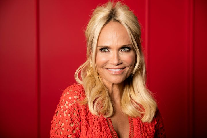 Kristin Chenoweth poses for a portrait at The Beverly Hilton Hotel on Aug. 2, 2016, in Beverly Hills, California.