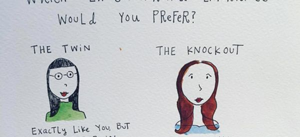 All Women Can Relate To These 14 Cartoons That Perfectly Depict Adulthood