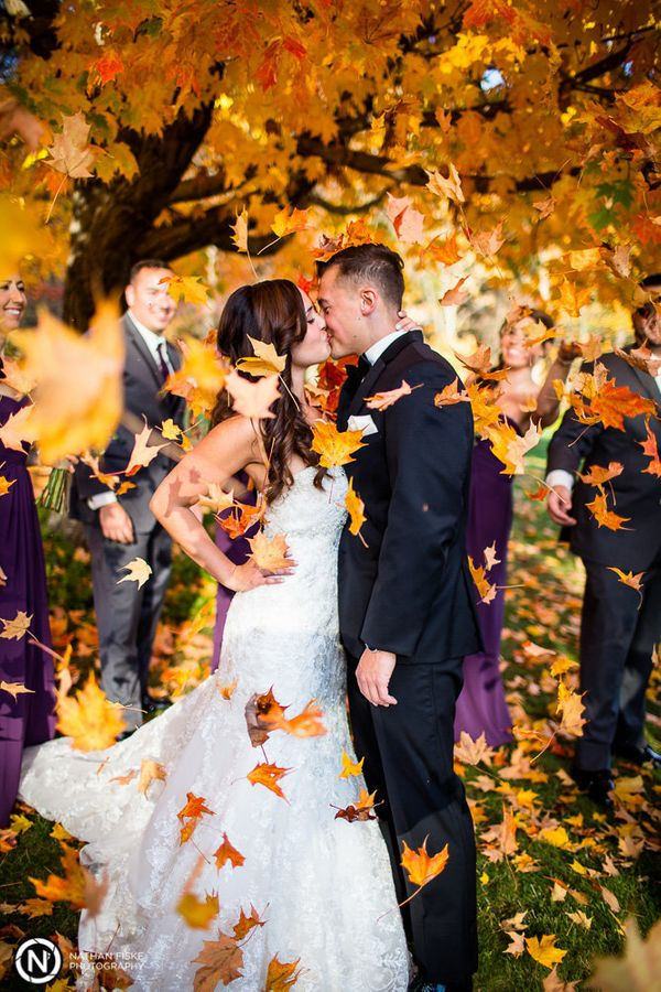 21 autumn weddings youre bound to fall in love with huffpost junglespirit Gallery