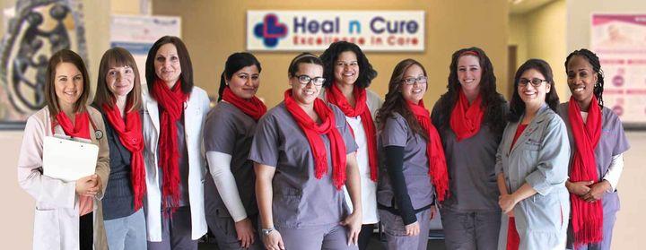 Heal n Cure Staff