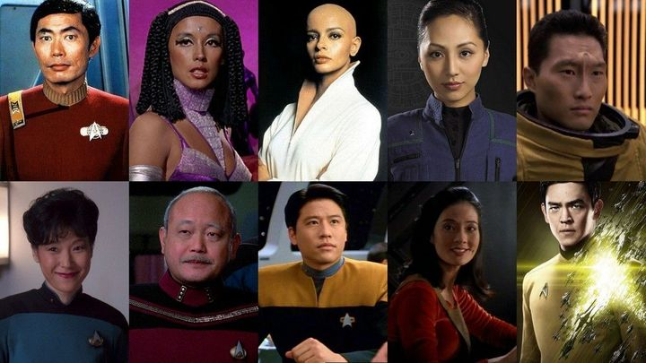 Asian Americans in Star Trek