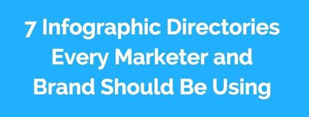 7 Infographic Directories Every Marketer Should