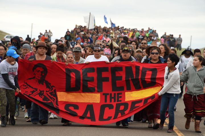Image result for north dakota pipeline protest