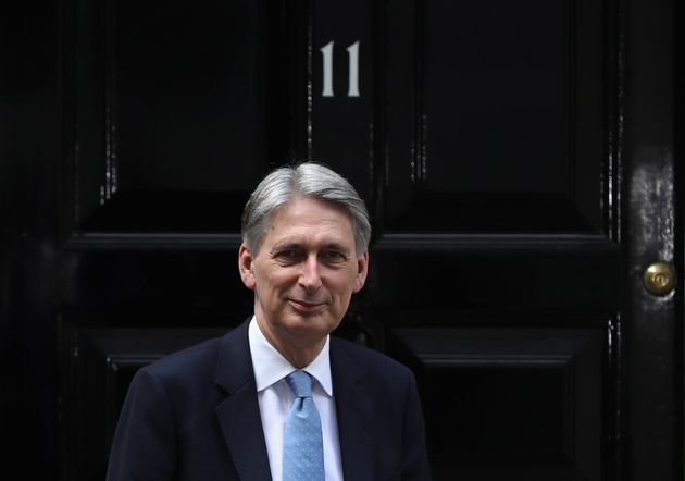 Philip Hammond's initial comments sparked