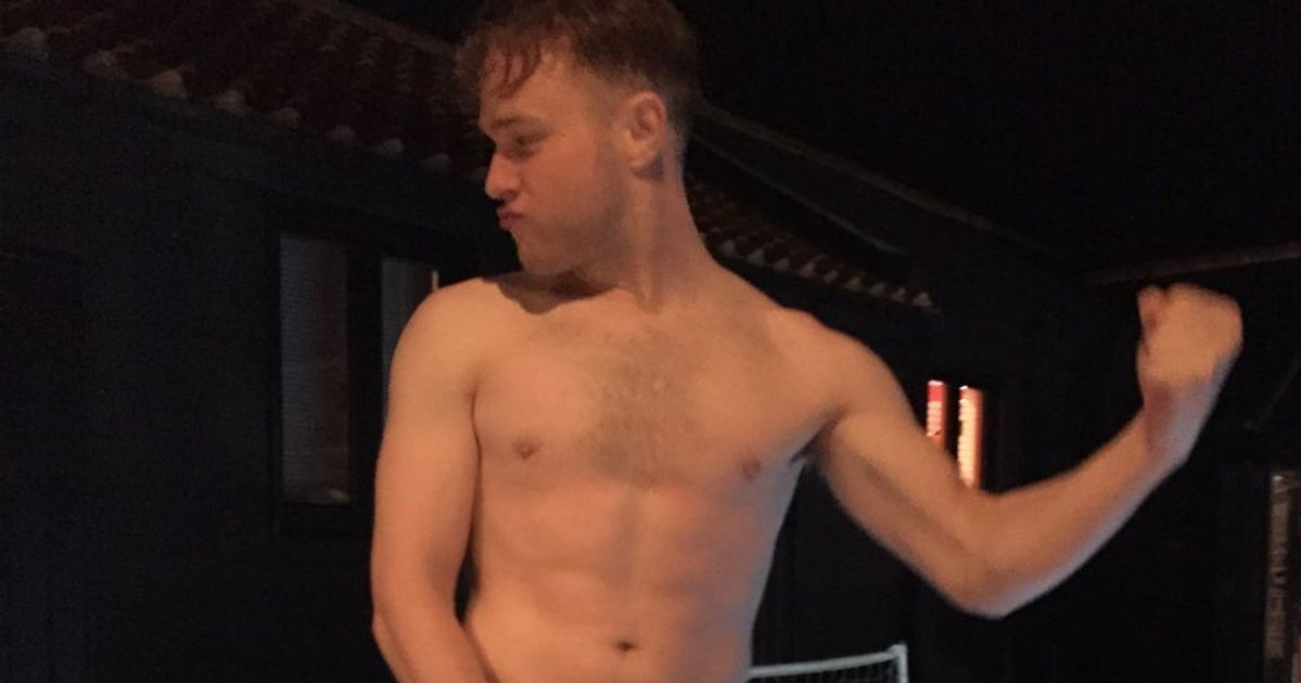 Olly Murs on what hes like in bed!