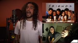 Famous YouTube Musicians Recreated The 'Friends' Theme In 9 Different Styles And It Was