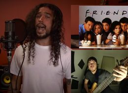 Famous YouTube Musicians Recreated The 'Friends' Theme In 9 Different Styles And It Was Epic