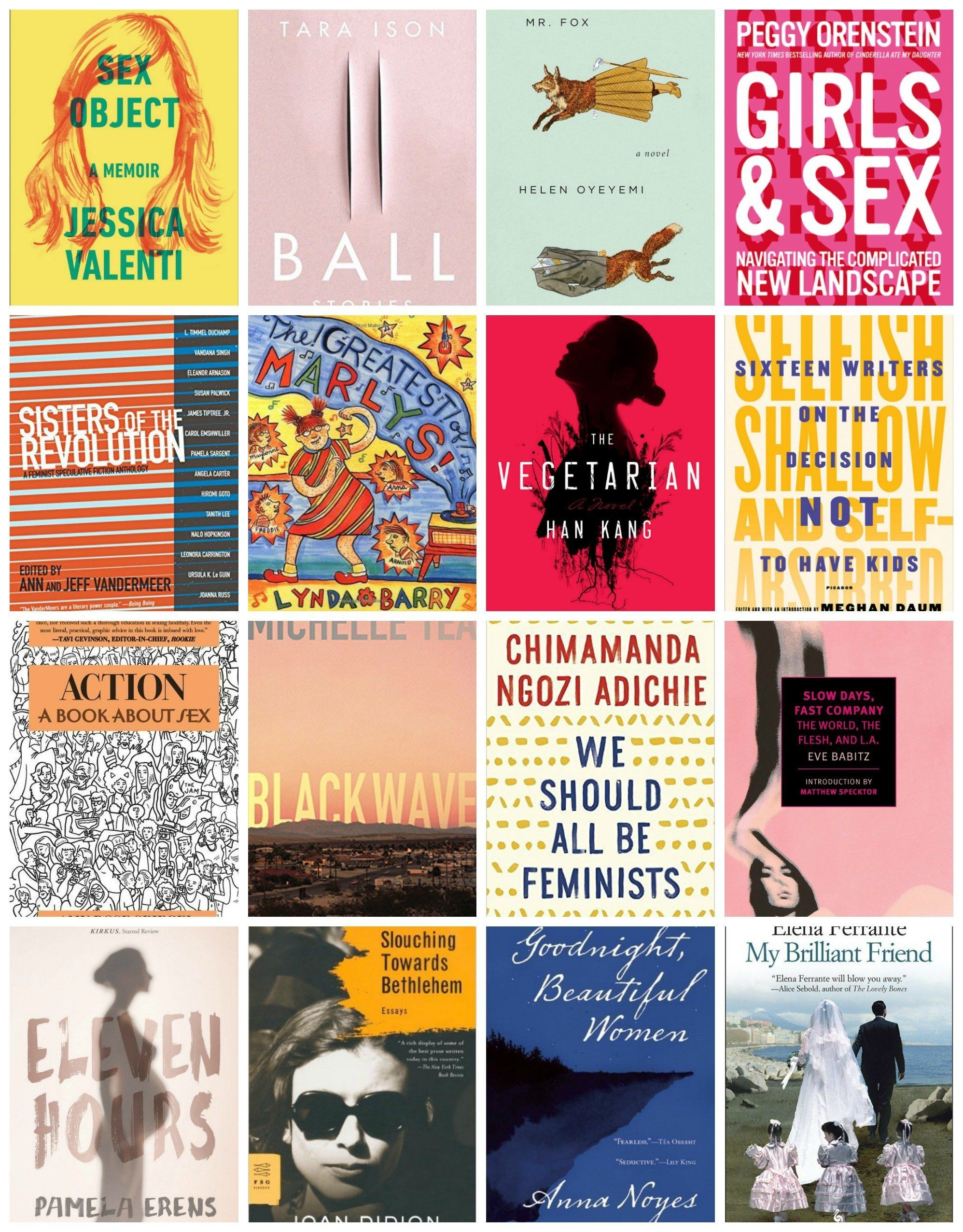 Gender and sexuality reading list